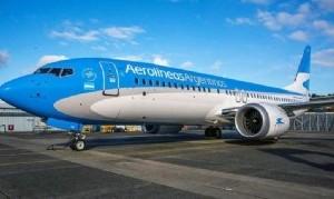 Aerolíneas Argentinas realizará 15 vuelos a China para traer insumos sanitarios