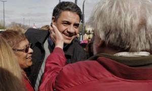 Jorge Macri reafirma sus intenciones de ser gobernador y ya recorre la Provincia como candidato