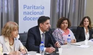 Acuerdo en la Paritaria Nacional Docente y las clases comenzarán con normalidad