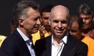 Durante su mandato, Macri también aumentó las transferencias discrecionales a la Ciudad