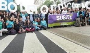 En plena crisis económica, la UBA impulsa un boleto gratuito para sus estudiantes