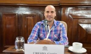 La Plata: Crespo propuso la creación de instancias de juego para la niñez durante la cuarentena