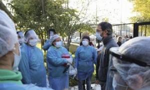 La Defensoría del Pueblo de la Ciudad pidió medidas para cuidar a las trabajadoras de la salud