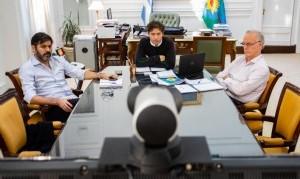 Intendentes le piden a Kicillof contar con mayor autonomía para la toma de decisiones