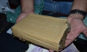 Dos jefes de la Policía de la Ciudad a indagatoria por el robo de 17 panes de marihuana