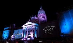 La Legislatura homenajeó a Maradona