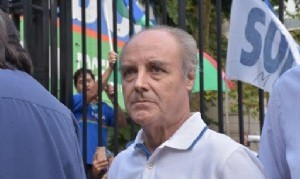 """""""Hay muy poca cabeza en algunos funcionarios"""", apuntó el titular de UDOCBA"""
