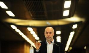 La UCR porteña defendió a Larreta en la polémica por la coparticipación