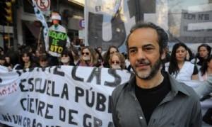 """López sobre las clases al aire libre: """"Sólo quieren que los pobres vayan a la plaza a exponerse"""""""