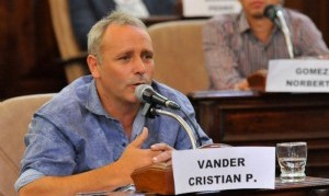 Vander destrozó a Garro por la falta de políticas públicas en la recolección de residuos de La Plata