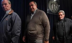 La CGT prepara un paro de 36 horas  contra  Macri