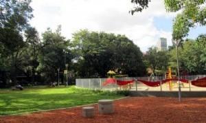 Renovaron el Parque Lineal Cramer