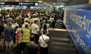 Crece la tensión en el conflicto aeronáutico: los pilotos pararán jueves y viernes