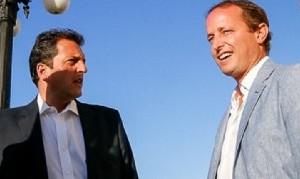 Insaurralde apoyó el proyecto de Massa para modificar el impuesto a las Ganancias