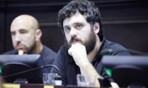 Tignanelli es el nuevo presidente del bloque del Frente de Todos en Diputados