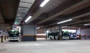 Inauguraron el estacionamiento del Parque del Bajo