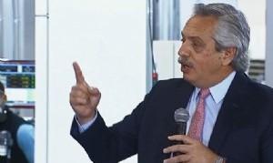 """Alberto Fernández: """"Generar más producción y más trabajo será nuestra victoria"""""""