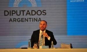 """Martín Guzmán presentó el Presupuesto 2021 y defendió el cepo: """"Son medidas de transición"""""""