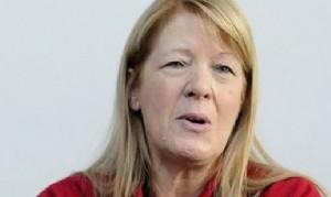 """Stolbizer admitió que Casanello """"tiene razón"""" en dictar falta de mérito a Cristina en la causa de lavado"""