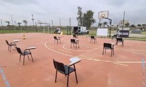 El GCBA presentó otra propuesta para el regreso a clases: aulas al aire libre en plazas y calles