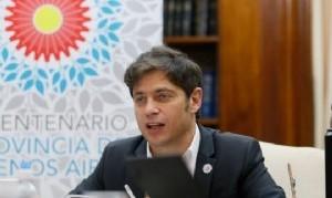 """Situación epidemiológica: Kicillof hizo hincapié en """"las siete semanas de caída de casos de coronavirus en el Gran Buenos Aires"""""""