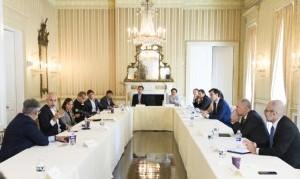 Larreta se reunió con el Council of the Americas en Nueva York para atraer inversiones para la Ciudad