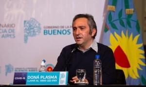 """Larroque: """"El rumbo económico es el correcto"""""""
