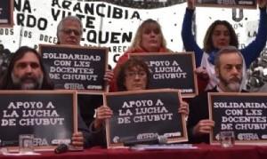 CTERA convocó a un paro nacional tras la muerte de dos maestras en Chubut