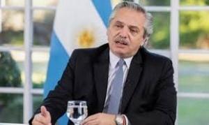 """Fernández advirtió sobre la cuarentena en el AMBA: """"La gente se relajó equivocadamente"""""""