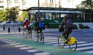 Los viajes en bicicleta aumentaron por la pandemia