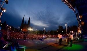 La Plata cumple 137 años y lo celebra con un festejo 100% local
