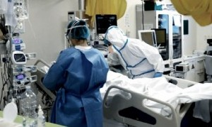 Sistema sanitario de CABA: el nivel de ocupación de camas críticas supera el 90%