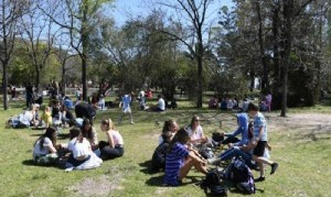 El Gobierno porteño prepara un operativo especial para el Día de la Primavera