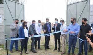 Mercedes: Inauguraron una planta que aumentará la provisión de gas en la región