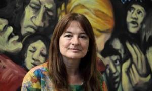 """""""La mayoría de los femicidios son producidos por exparejas"""", sostuvo Díaz"""