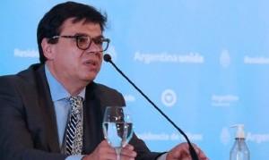 """Moroni aseguró que la doble indemnización continuará """"el tiempo que sea necesario"""""""