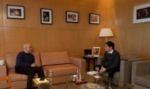 AMBA: Larreta y Kicillof se reunieron para delinear los pasos a seguir