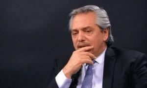 Alberto Fernández llamó a los porteños a votar por Lammens