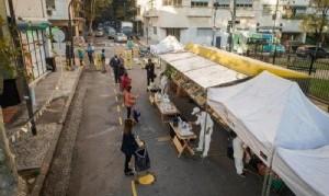 Las Ferias de la Ciudad continuarán funcionando en la cuarentena estricta