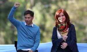 Cristina Kirchner apoyó a Kicillof por los viajes de egresados