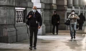 La Ciudad de Buenos Aires registró un récord diario de 3.358 nuevos casos de coronavirus