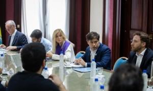 Axel Kicillof pidió a los diputados de la provincia trabajar juntos y cuidar a los bonaerenses