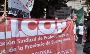 Los médicos bonaerenses exigen convocatoria a paritarias a la Provincia