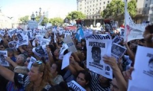 Crimen de Fernando Báez Sosa: Multitudinario pedido de Justicia frente al Congreso