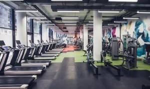 Cerraron 750 gimnasios en todo el país por la pandemia