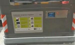 """Marcha de cartoneros contra los nuevos contenedores """"inteligentes"""" del Gobierno de Larreta"""